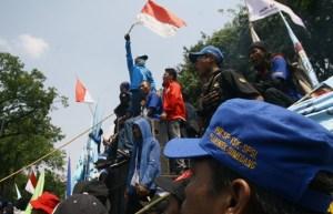 indo protest