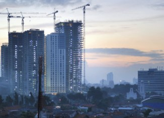 Real estate prices heating up in Indonesia