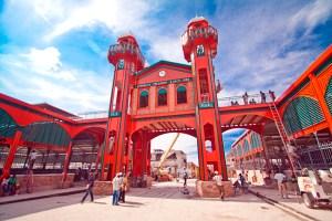 iron market