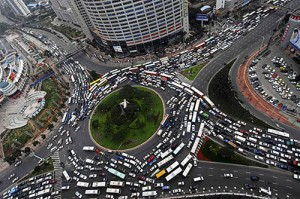 Jakarta is due to experience complete gridlock by 2014