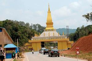 laos china border