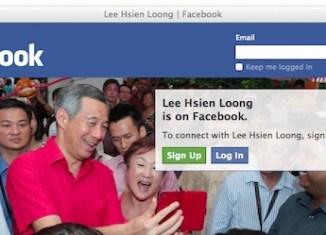 ASEAN leaders use social media on haze issue