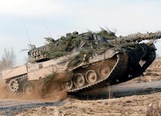 Germany sells 164 tanks to Indonesia