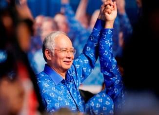 Najib affirms Malaysia's 2020 development goal