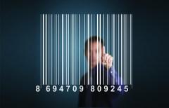 man_pressing_bar_code
