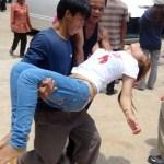 Mass faintings at Cambodian garment factories