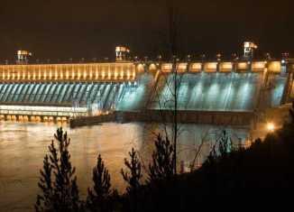 Mekong River Dam 53