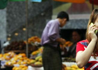Telenor predicts fivefold mobile phone surge in Myanmar