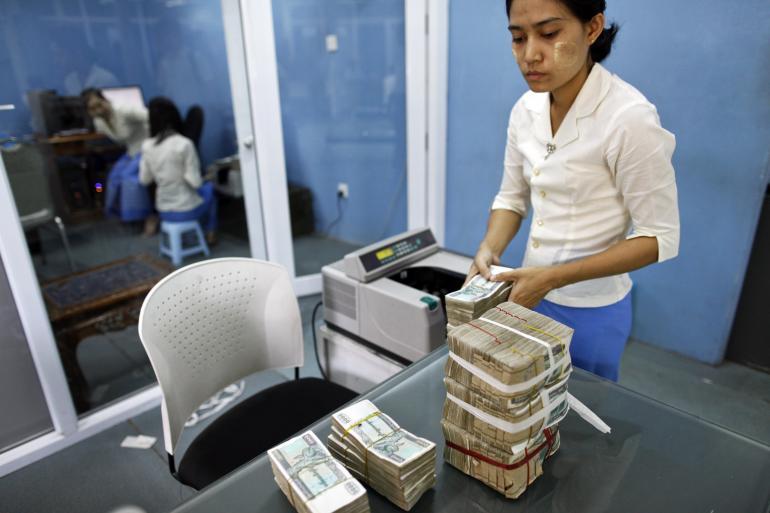 Myanmar readies to set up capital market