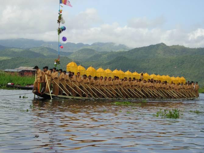 Myanmar Industry Minister Soe Thein
