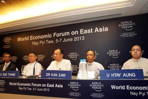 Spotlight Myanmar: Join the WEF tweet!
