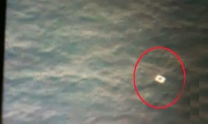 Object spotted in the sea off Vietnam that could be a plane door