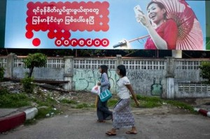 Ooredoo sells 1 million SIM cards in Myanmar, but users complain