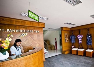 Indonesian clothing company in expansion drive