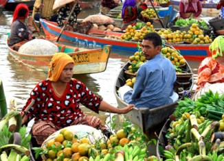Tourist numbers to Indonesia increase 6.4%