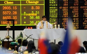 PHILIPPINES-STOCKS