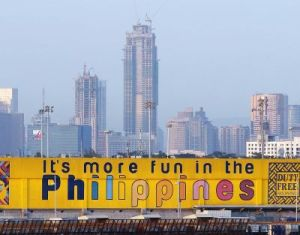 The Philippines is branded as the new tiger of Asia.