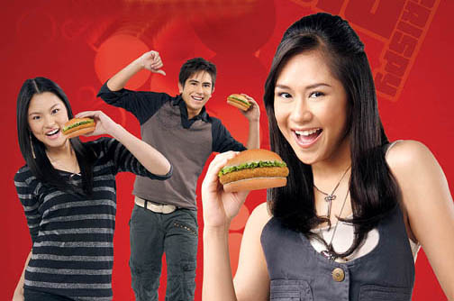 Jollibee launches burger offensive