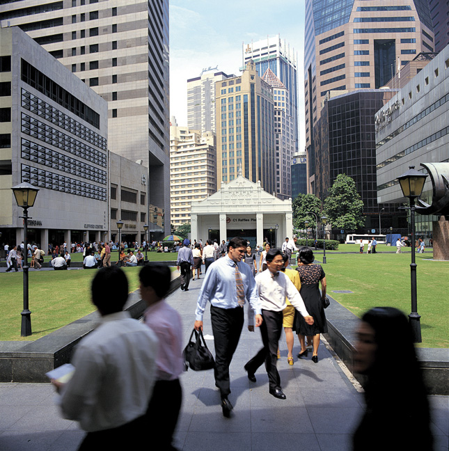 Most pessimistic country in ASEAN: Singapore