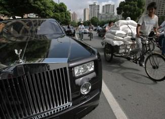 Rolls Royce Phantom China