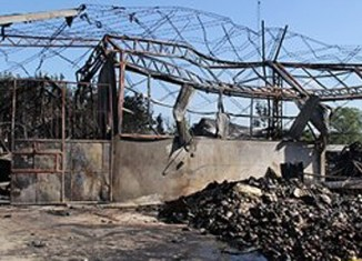 Philippines: Communist rebels torch rubber plant