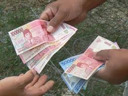 rupiah corruption