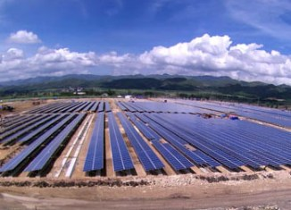 Philippines' largest solar power plant starts operations