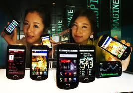 Samsung pulls ahead of Apple in phone sales