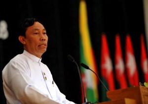 Myanmar president does not seek second term