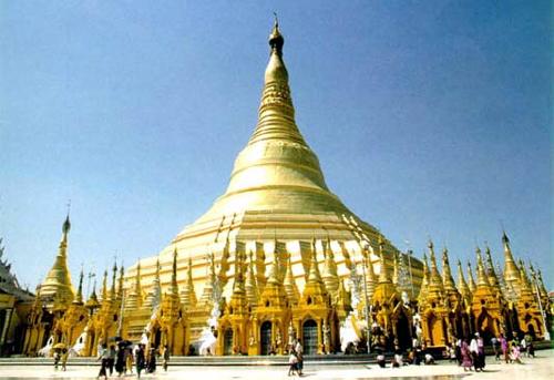 162489064103Myanmar Tempel