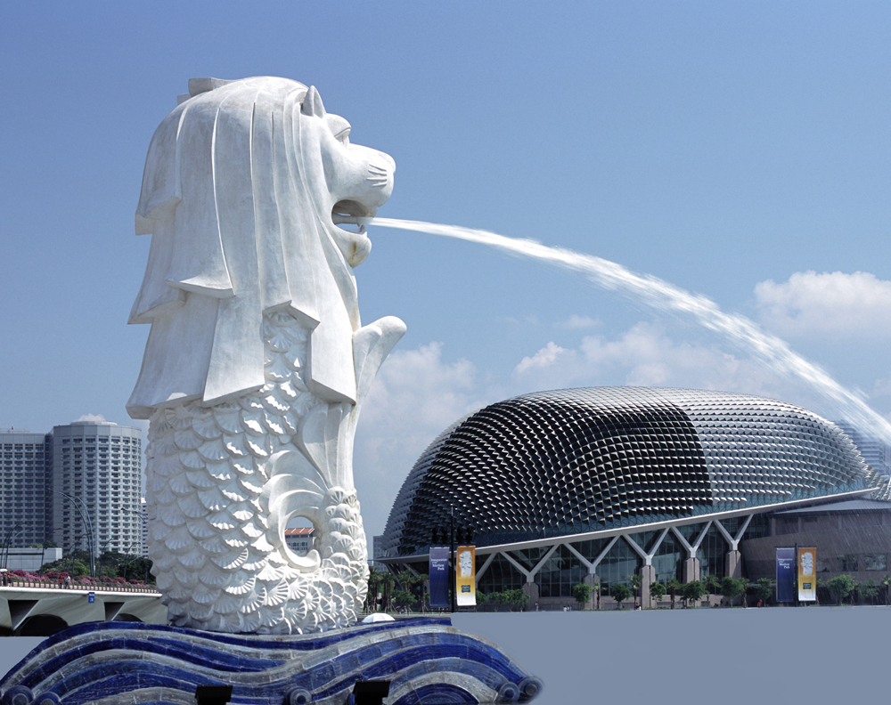Singapore's water sector splashes