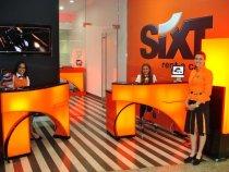 sixt counter
