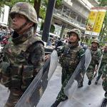 Thailand junta presents economic crisis plan