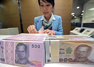 Concern over strong Thai baht grows