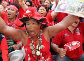 500,000 Red Shirt protesters expected in Bangkok