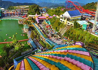 Genting to spend $1.5b for theme park revamp
