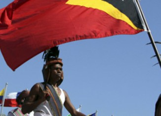 Laos forges closer ties with East Timor