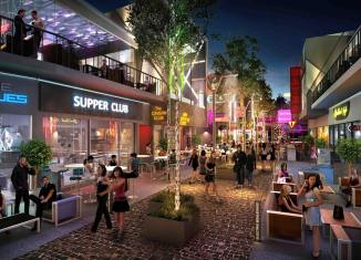Malaysia's 'biggest lifestyle and entertainment hub' to open soon