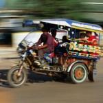 Laos economy speeding up