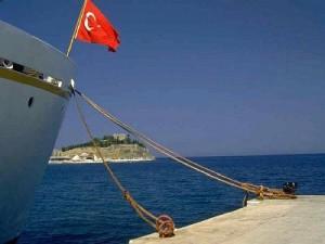turkey boat