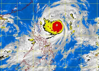 Philippines braces for super typhoon