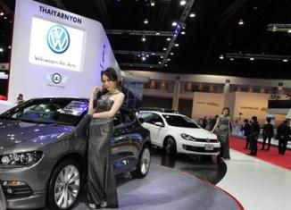 Volkswagen plans to build factory in Thailand