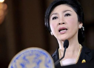 Yingluck wants December be 'month of happiness'