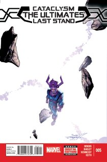 CATACLYSM THE ULTIMATES' LAST STAND #5