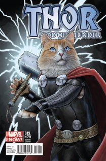 THOR GOD OF THUNDER #19 VARIANT C