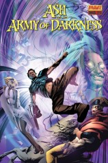 ASH AND THE ARMY OF DARKNESS ANNUAL 2014