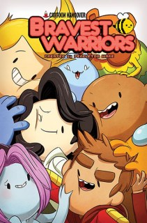 BRAVEST WARRIORS #18 COVER A