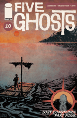 FIVE GHOSTS #10