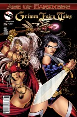 GRIMM FAIRY TALES #96 COVER C