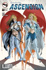 GRIMM FAIRY TALES ASCENSION #2 COVER B